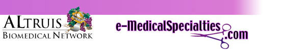 e-Medical Specialties Head
